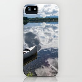 Tranquility At Its Best - Alaska iPhone Case