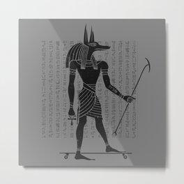 Ancient Dogtown Metal Print