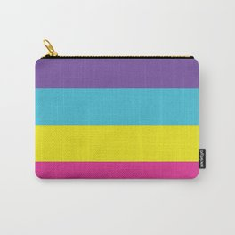 Gender Non-Binary Pride Carry-All Pouch