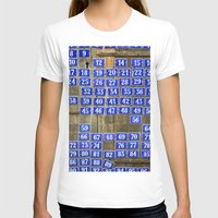 numbers T-shirts featuring Numbers by Marieken