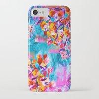 wonderland iPhone & iPod Cases featuring wonderland by Lara Gurney