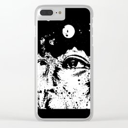 Open Spaces Clear iPhone Case