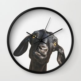 Billy Goat Wall Clock