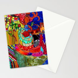 Queen Horror Stationery Cards