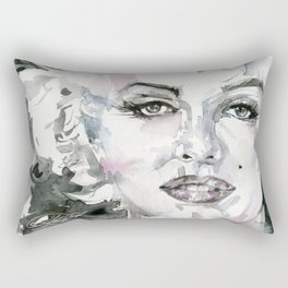 Goddess No. 4  Rectangular Pillow