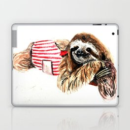 Sassy Sloth Laptop & iPad Skin