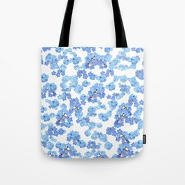 Forget me not I Tote Bag