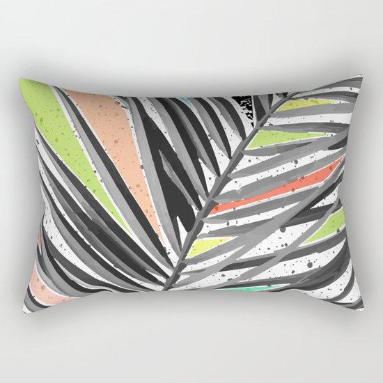 Tropical madness Rectangular Pillow