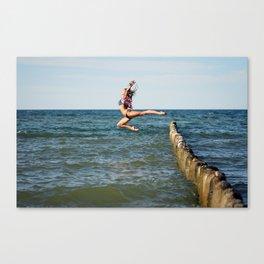 Ballerina Project III Canvas Print