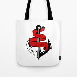 Daughter of the pirate king Tote Bag