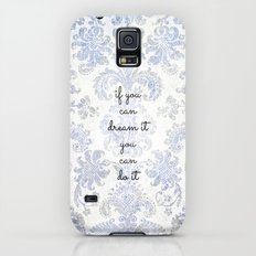 you can Slim Case Galaxy S5