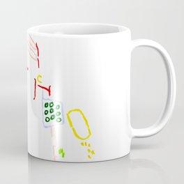 Grating potatoes Coffee Mug