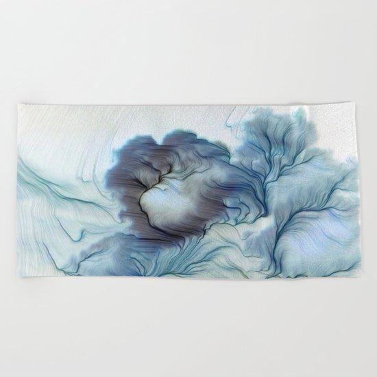 The Dreamer Beach Towel