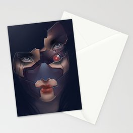Under her skin III Stationery Cards