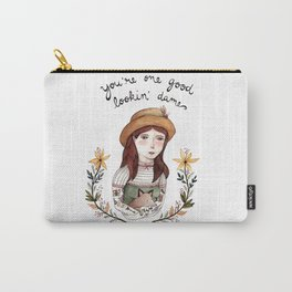 Good Lookin' Dame Carry-All Pouch