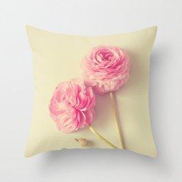 Eternal Summer Throw Pillow