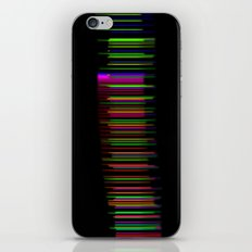 datadoodle 011 iPhone & iPod Skin