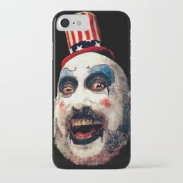 Captain Spaulding iPhone Case