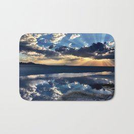 SALT FLATS | UT Bath Mat