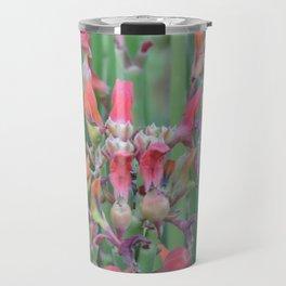 Succulent Array Travel Mug