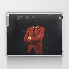 Manhood Laptop & iPad Skin