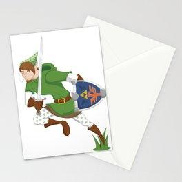 Nate-Link Stationery Cards