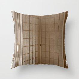Shoji Throw Pillow