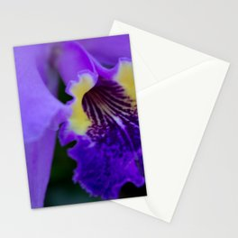 Orquidea Violeta Stationery Cards