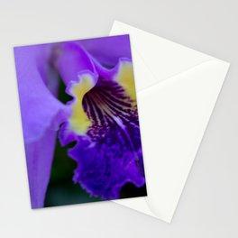 Orquidea Violeta Stationery Cards