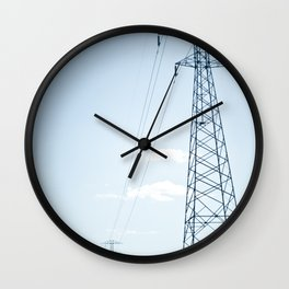 The Power Wall Clock