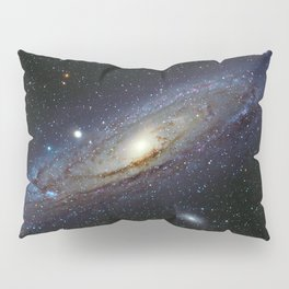 The Andromeda Galaxy Pillow Sham