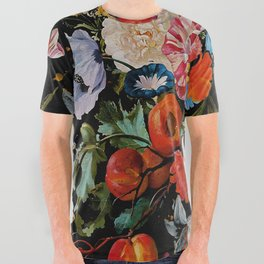Night Garden XXXVI All Over Graphic Tee