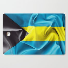 Bahamas Flag Cutting Board