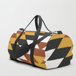 San Pedro in Sienna Duffle Bag