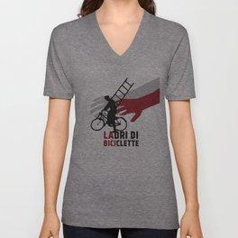 Ladri di biciclette Unisex V-Neck