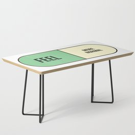 Feel More Normal Coffee Table