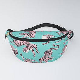 Bright Tigers Fanny Pack
