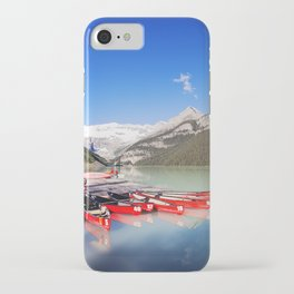 Lake Louise in Alberta, Canada iPhone Case