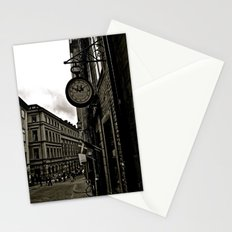 Old Fashion Time Stationery Cards