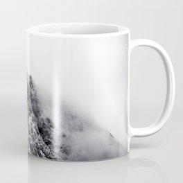 Mountain black white 5 photo Coffee Mug