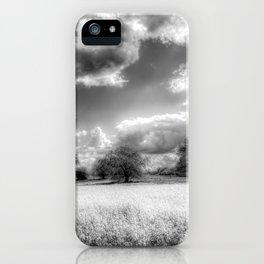 The Peaceful Farm iPhone Case