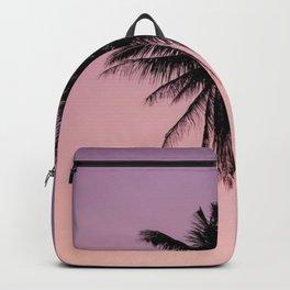 Summer Palms Backpack