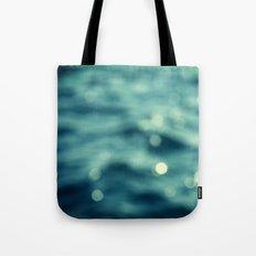Bokeh Water Tote Bag