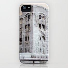 The Ice Castle iPhone Case