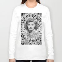 lucy Long Sleeve T-shirts featuring lucy by RULES OF REFRACTION