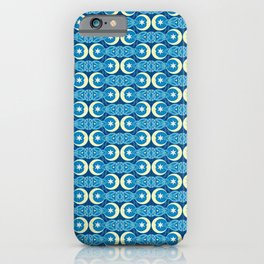 Celtic Moons iPhone Case