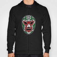 Mexican Wrestling Mask - Color Edition Hoody