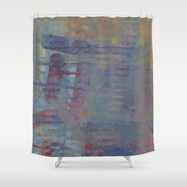 tell me (the hurting) Shower Curtain