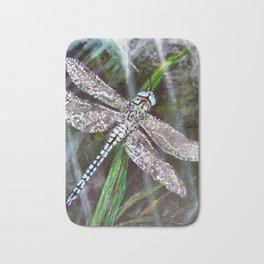 Dragonfly 2 Bath Mat