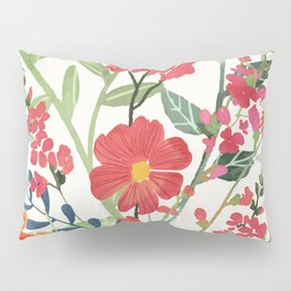 Beautiful Flowers Pillow Sham